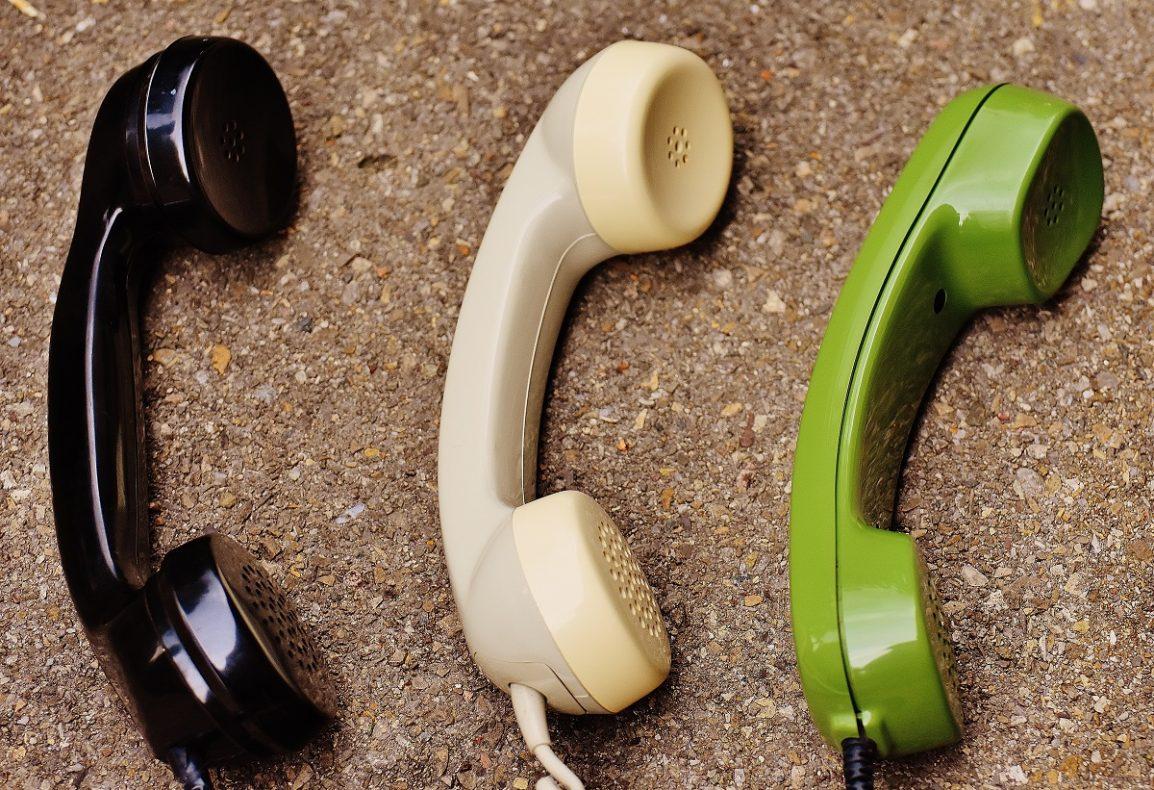 Web development - Vintage Phones